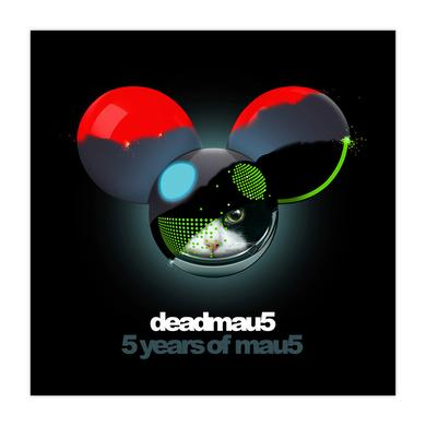 deadmau5 5 years of mau5 Double CD