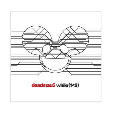 deadmau5 while(1<2) CD