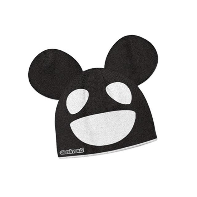 Deadmau5 deamau5 Beanie With Ears