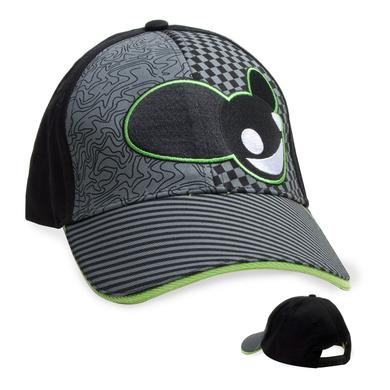 deadmau5 Tri Patterned Cap