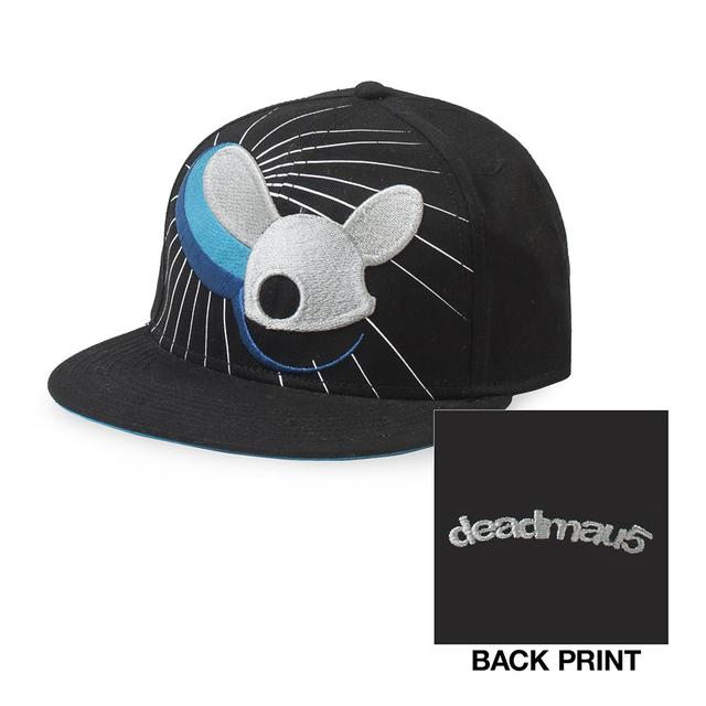 deadmau5 Laser mau5head Hat