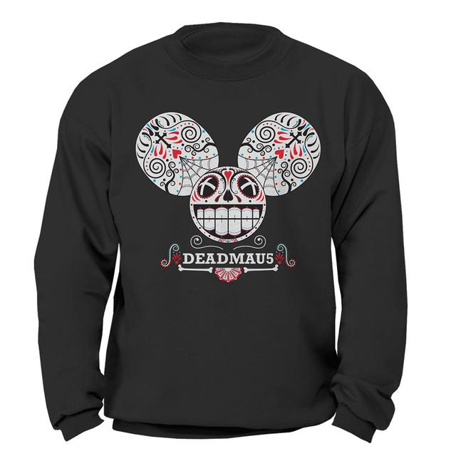 Day Of The deadmau5 Crewneck Sweatshirt