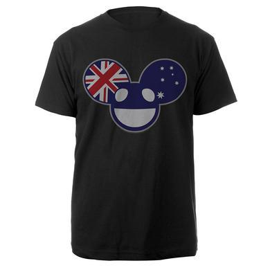 deadmau5 AUS Logo tee