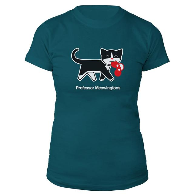 Deadmau5 Professor Meowingtons Junior Tee