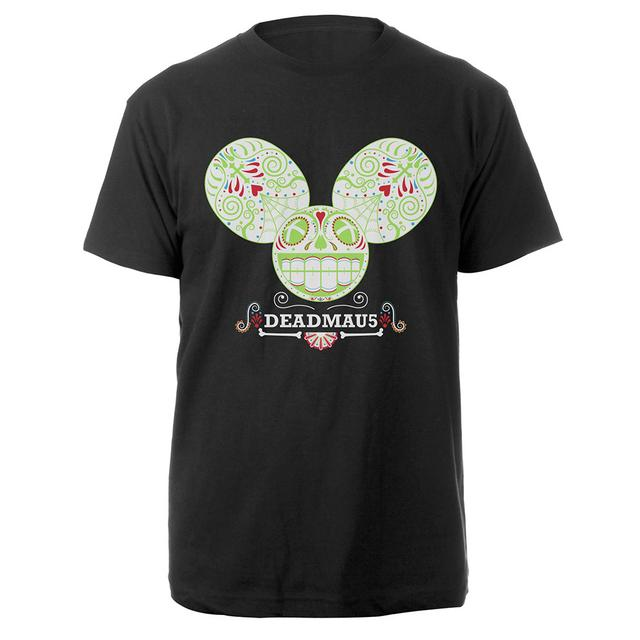 Deadmau5 T Shirt | Glow In the Dark Day of the Deadmau5 Tee