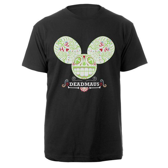 Deadmau5 T Shirt | Glow In the Dark Day of the Deadmau5 Tee