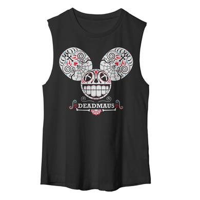 Day Of The deadmau5 Junior Muscle Tee