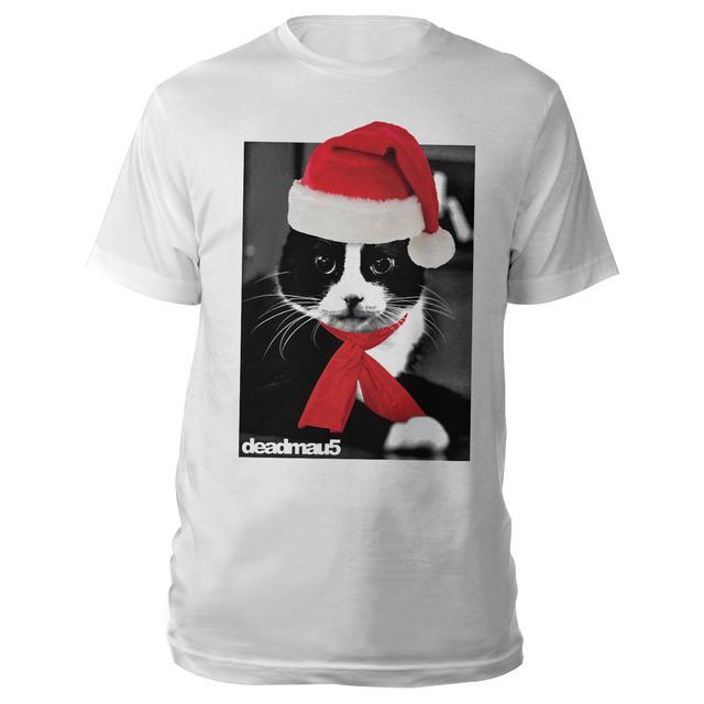 Deadmau5 Santa Meowingtons Tee