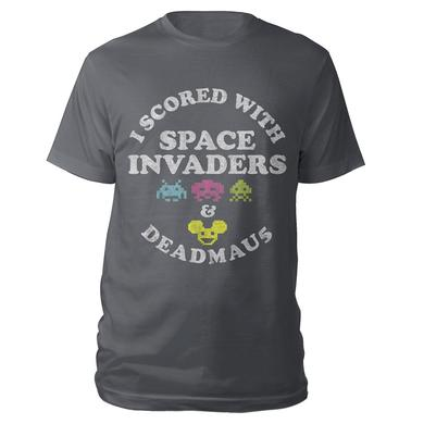 deadmau5 Space Invaders I Scored Tee