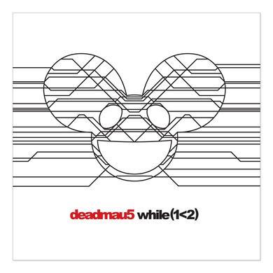 deadmau5 while(1<2) Triple Vinyl Package