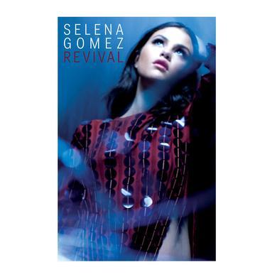 Selena Gomez Revival Sky Gazing Poster