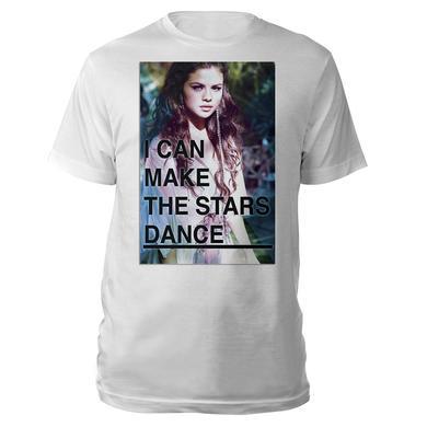 Selena Gomez I Can Make The Stars Dance Tee