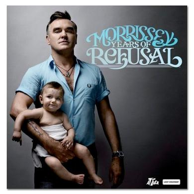 Morrissey Years of Refusal CD
