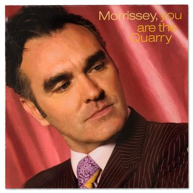 Morrissey You are the Quarry CD