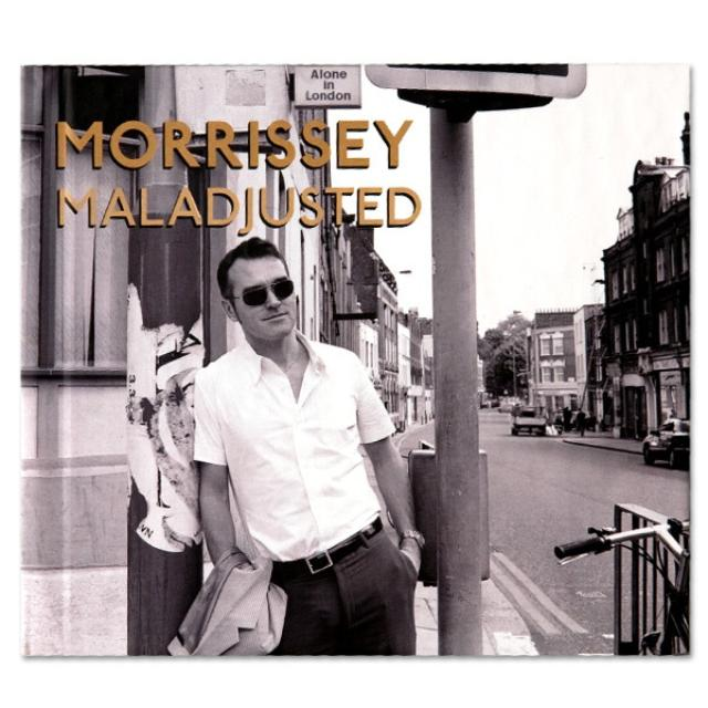 Morrissey Maladjusted CD (Remastered)