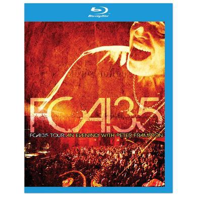 Peter Frampton FCA! 35 Blu-Ray