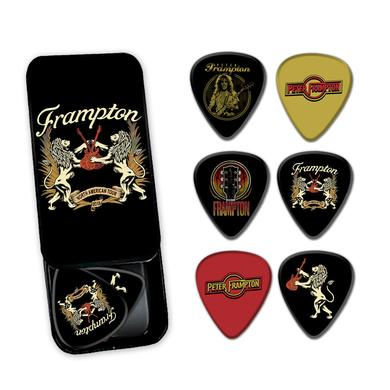 Peter Frampton N. American Tour Guitar Picks