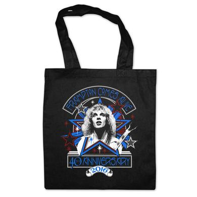 Peter Frampton Framtpon Comes Alive 40th Anniversary Tote