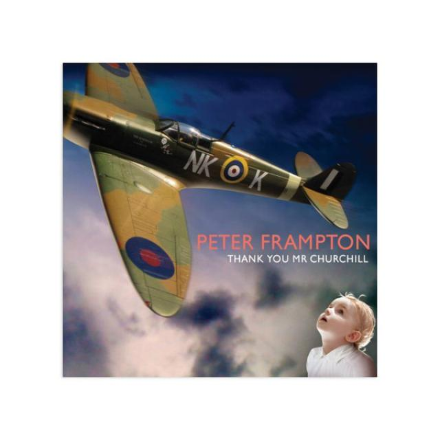 "Peter Frampton ""Thank you Mr Churchill"" CD"