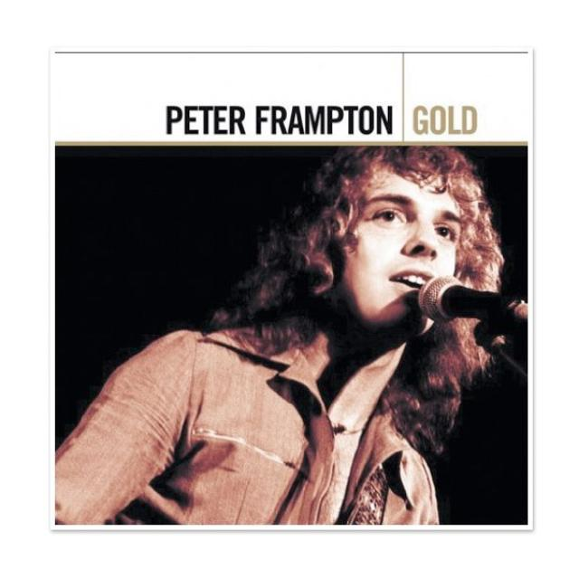 "Peter Frampton ""Gold"" CD"