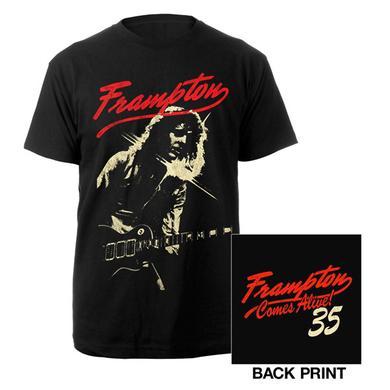Peter Frampton Frampton Comes Alive 35 Tee