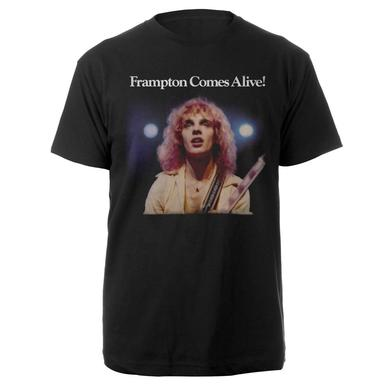 "Peter Frampton ""Frampton Comes Alive!"" Photo Tee"