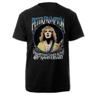Peter Frampton 40th Anniversary Tour Tee