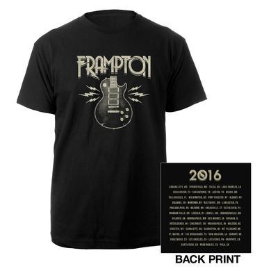Peter Frampton Frampton 2016 Tour Tee