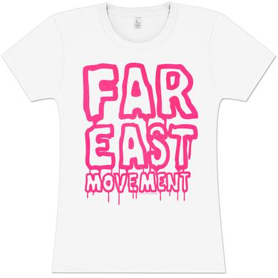 Far East Movement Frankenstein Girlie T-Shirt
