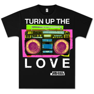 Far East Movement Turn Up The Love - T-shirt