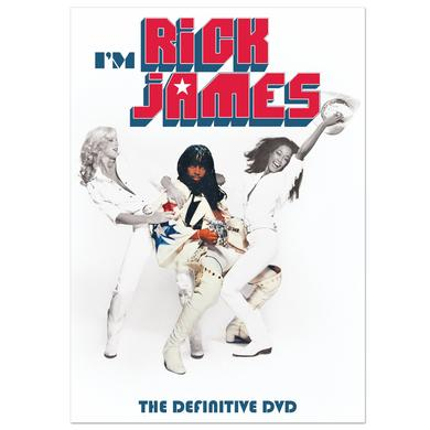 I'm Rick James - The Definitive DVD
