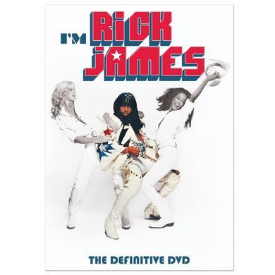 I'm Rick James - The Definitive DVD