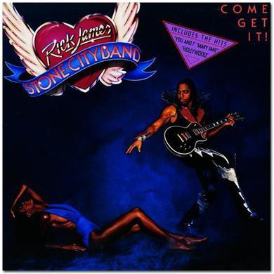 Rick James - Come Get It! CD