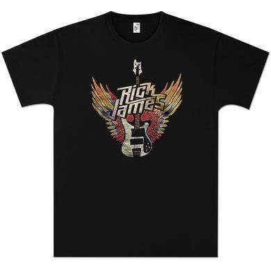 Rick James Slick Wings T-Shirt