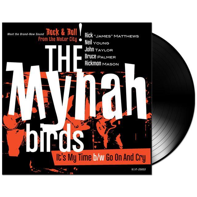 "Rick James The Mynah Birds 7"" Single LP"