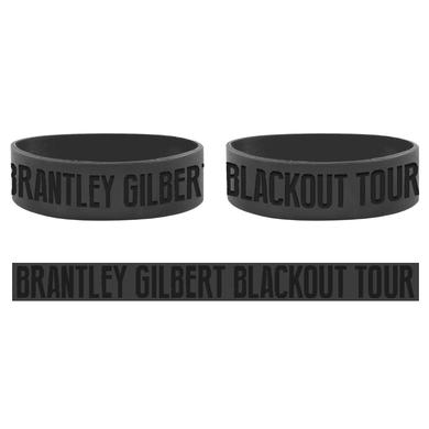 Brantley Gilbert Blackout Tour Wristband