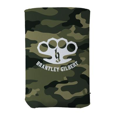 Brantley Gilbert Camo Coozie
