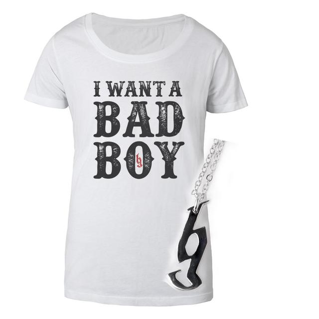 Brantley Gilbert I want a Bad Boy Bundle for Her