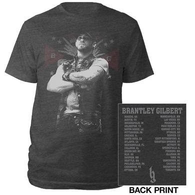 Brantley Gilbert Photo Tee