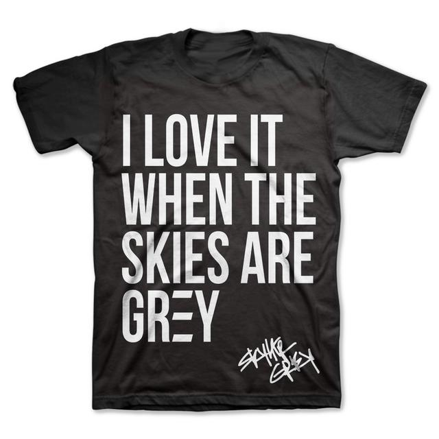 Skylar Grey Block Text T-Shirt