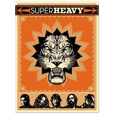 SuperHeavy Screen Print