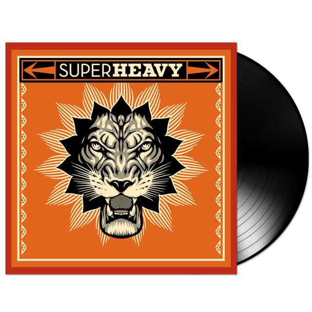 SuperHeavy - SuperHeavy LP (Vinyl)