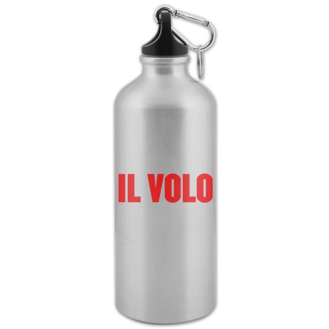 Il Volo Logo Water Bottle