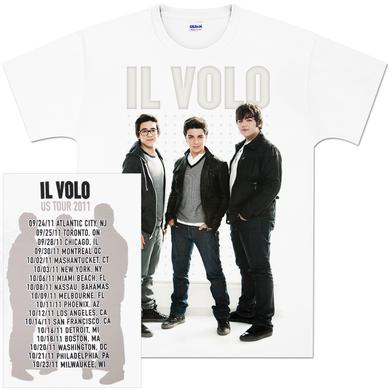Il Volo Photo Tour T-Shirt