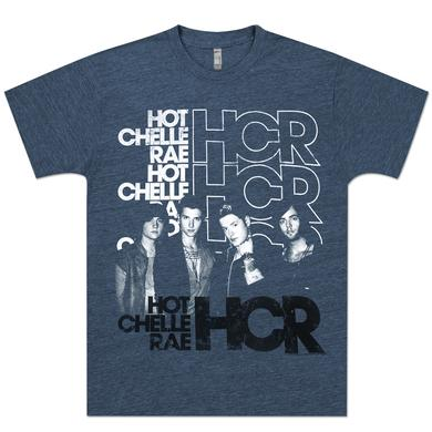 Hot Chelle Rae Repeater Logo T-Shirt
