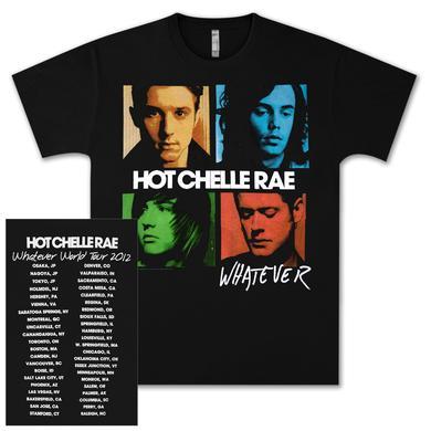 Hot Chelle Rae Whatever Album 2012 Tour T-Shirt