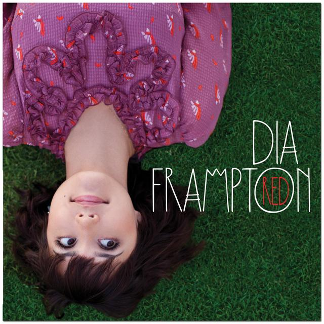 Dia Frampton - Red CD