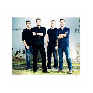 Nickelback Limited Edition Lithograph