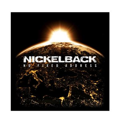 Nickelback No Fixed Address CD