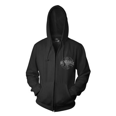 Nickelback Here And Now Tour Zip Hoodie
